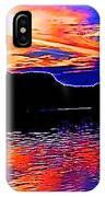 Gods Water Colors IPhone Case