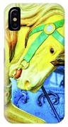 Nyc Golden Steed  IPhone X Case