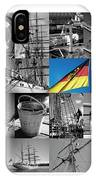 Gorch Fock 1958 IPhone Case