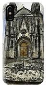 Gotic Church IPhone Case