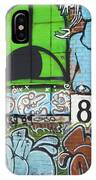 Graffiti #5781 IPhone Case