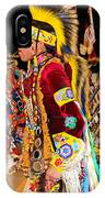 Grand Entrance IPhone Case