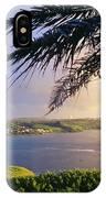 Guam, Pago Bay IPhone Case