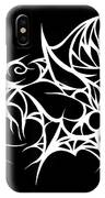 Hallowweb IPhone Case