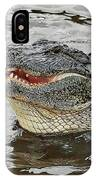 Happy Florida Gator IPhone Case