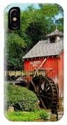 Harper's Mill IPhone Case