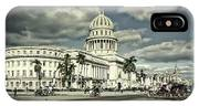 Havana National Capitol IPhone Case