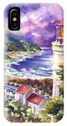 Heceta Head Lighthouse IPhone X Case