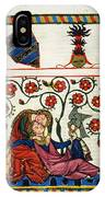 Heidelberg Lieder, 14th C IPhone Case