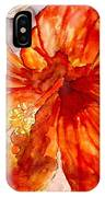 Hibiscus 2 IPhone Case