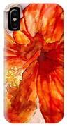 Hibiscus 2 IPhone Case