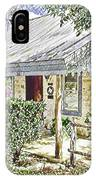 Limestone Cottage IPhone Case