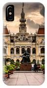 Ho Chi Minh City Hall IPhone Case
