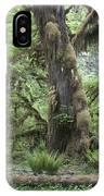 Hoh Rain Forest 3381 IPhone Case