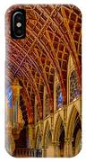 Holy Name Organ Loft IPhone Case