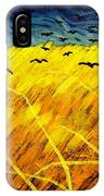 Homage To Vincent IPhone Case