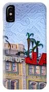 Home Of Jax Beer IPhone Case