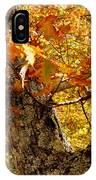 Hometown Series - Deep In The Woods IPhone Case