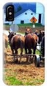 Horse Team IPhone Case