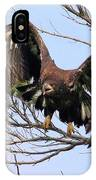 Hurrying Back To The Nest IPhone Case