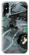 1. Ice Prismatics, Loch Tulla IPhone Case