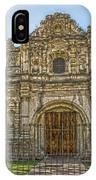 Iglesia San Jose El Viejo - Antigua Guatemala Hdr IPhone Case