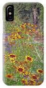 In The Garden IPhone Case