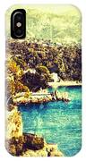 Italian Riviera IPhone Case