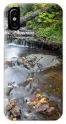Jacob's Creek Rapids IPhone Case