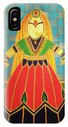 Jaipur's Kathputli IPhone Case