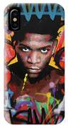 Jean Michel Basquiat IPhone X Case