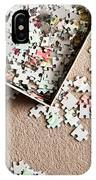 Jigsaw Puzzle IPhone Case