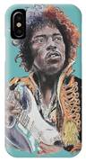 Jimi Hendrix 1 IPhone Case