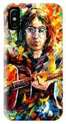 John Lennon IPhone Case