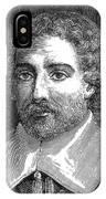 Joseph De Tournefort, French Botanist IPhone Case