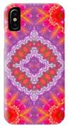 Kaleidoscope 9 IPhone Case