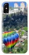 Kelowna Ballooning 1 IPhone Case