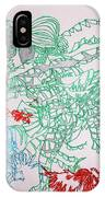Kintu And Nambi Loves Puzzle IPhone Case
