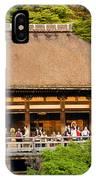 Kiyomizudera Temple IPhone Case