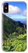 Koolau Summit Trail IPhone Case