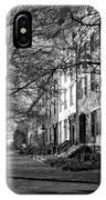 La Fayette Park - Washington D C IPhone Case