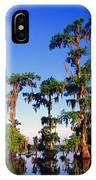 Lake Martin Cypress Swamp IPhone Case