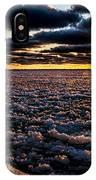 Lake Mi Sunset 8 IPhone Case