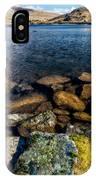 Lake Ogwen IPhone Case