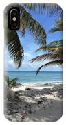 Laughing Bird Caye IPhone Case
