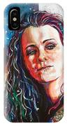 Laura Jane Grace IPhone Case