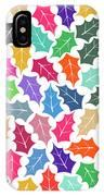 Leaf Pattern  IPhone Case