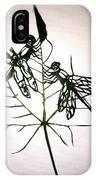 Leafcarving IPhone Case