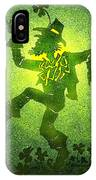 Leprechaun IPhone Case