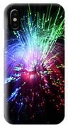 Light Burst-1 IPhone Case
